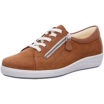Schuhe Damen Derby-Schuhe & Richelieu Christian Dietz Schnuerschuhe Locarno 964-1951-44 braun