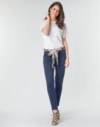 Kleidung Damen 5-Pocket-Hosen Betty London MIRABINE Marine