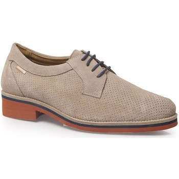 Schuhe Herren Derby-Schuhe Calzamedi SCHUHE  M 2155 BEIGE