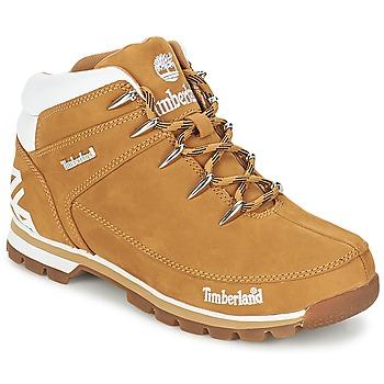 Schuhe Herren Boots Timberland EURO SPRINT HIKER Rot Multi WF SDE