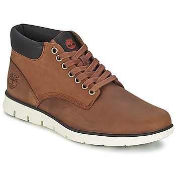 Sneaker High Timberland BRADSTREET CHUKKA LEATHER