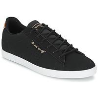 Schuhe Damen Sneaker Low Le Coq Sportif AGATE LO Schwarz