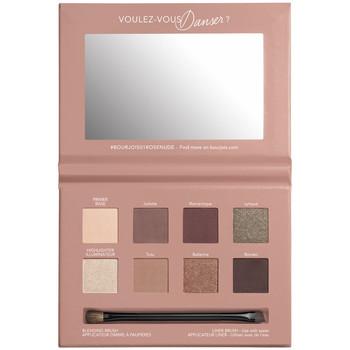 Beauty Damen Set Lidschatten  Bourjois Palette Yeux 01-place De L'Opéra-rose Nude Edition 1 u