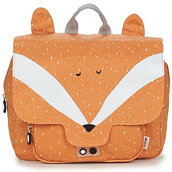 Taschen Kinder Schultasche TRIXIE MISTER FOX Orange