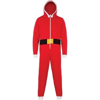 Kleidung Pyjamas/ Nachthemden Christmas Shop CC008 Rot
