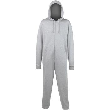 Kleidung Anzüge Comfy Co CC001 Grau meliert