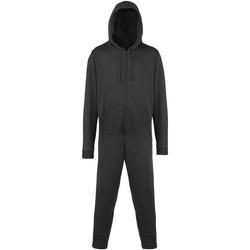 Kleidung Overalls / Latzhosen Comfy Co CC001 Schwarz