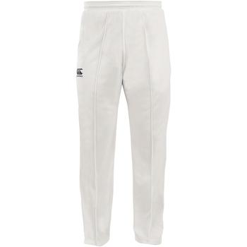 Kleidung Kinder Jogginghosen Canterbury CN156B Creme