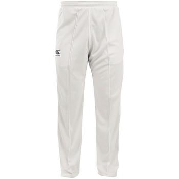 Kleidung Herren Jogginghosen Canterbury CN156 Creme