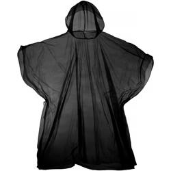 Kleidung Windjacken Universal Textiles JB003 Schwarz