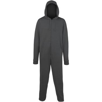 Kleidung Overalls / Latzhosen Comfy Co CC001 Anthrazit