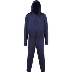 Kleidung Overalls / Latzhosen Comfy Co CC001 Marineblau