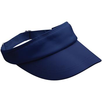 Accessoires Schirmmütze Beechfield  Marineblau