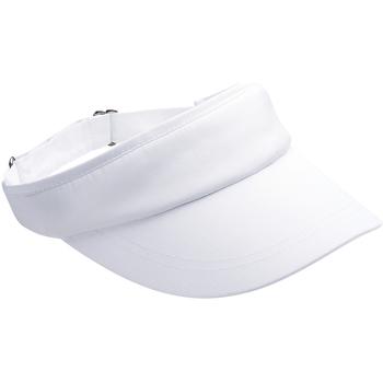 Accessoires Schirmmütze Beechfield  Weiß