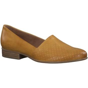 Schuhe Damen Slipper Tamaris Slipper 1-1-24216-24-683 gelb