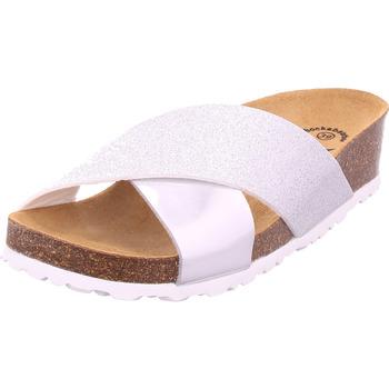 Schuhe Damen Sandalen / Sandaletten Lico Bioline Prime silber
