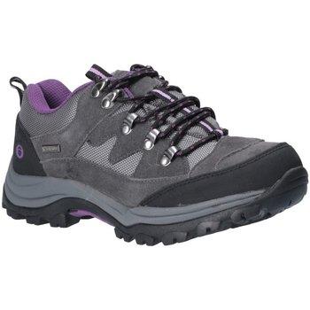 Schuhe Damen Wanderschuhe Cotswold  Grau/Violett