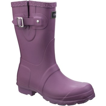 Schuhe Damen Gummistiefel Cotswold  Violett