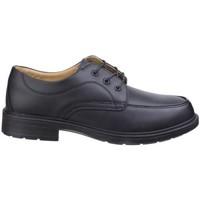 Schuhe Damen Derby-Schuhe Amblers FS65 SAFETY Schwarz