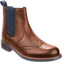Schuhe Herren Boots Cotswold  Hellbraun