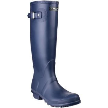 Schuhe Gummistiefel Cotswold  Marineblau