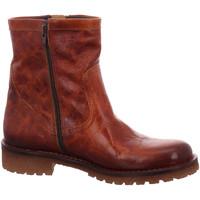 Schuhe Damen Stiefel Lazamani Stiefeletten 1346 74.441 cognac 122 braun
