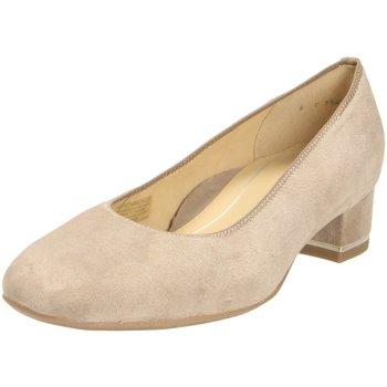 Schuhe Damen Pumps Ara Graz 12-11838-13 beige