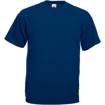 Kleidung Herren T-Shirts Universal Textiles 61036 Oxford Blau