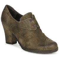 Schuhe Damen Ankle Boots Audley RINO LACE Maulwurf