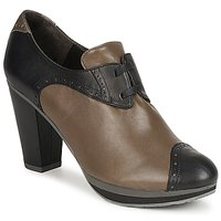 Schuhe Damen Ankle Boots Audley GETA LACE Braun