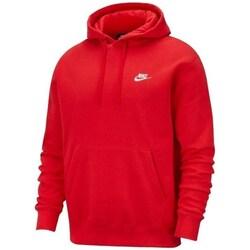 Kleidung Herren Sweatshirts Nike Club Fleece Rot