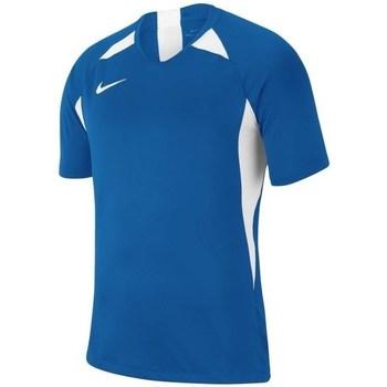 Kleidung Jungen T-Shirts Nike JR Legend Weiß,Blau