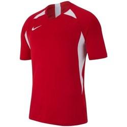 Kleidung Herren T-Shirts Nike Legend SS Jersey Rot