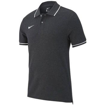 Kleidung Herren Polohemden Nike Team Club 19 Schwarz