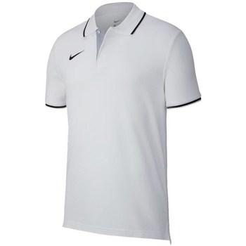 Kleidung Herren Polohemden Nike Team Club 19 Weiß