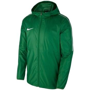 Kleidung Jungen Jacken Nike JR Dry Park 18 Rain Grün