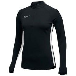 Kleidung Damen Trainingsjacken Nike Womens Dry Academy 19 Dril Top Schwarz
