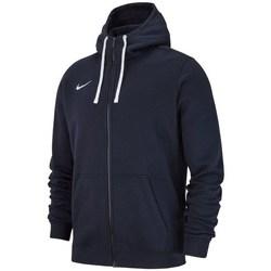 Kleidung Jungen Sweatshirts Nike JR Team Club 19 Schwarz
