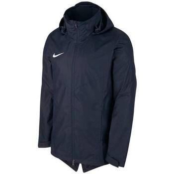 Kleidung Herren Parkas Nike Academy 18 Rain Schwarz
