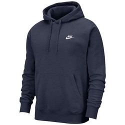 Kleidung Herren Sweatshirts Nike Club Hoodie PO BB Dunkelblau