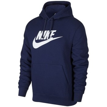 Kleidung Herren Sweatshirts Nike Nsw Club Hoodie GX Dunkelblau