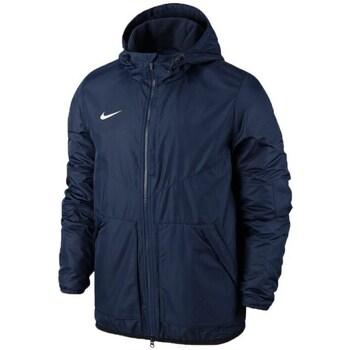 Kleidung Jungen Jacken Nike JR Team Fall Schwarz