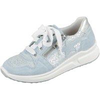 Schuhe Mädchen Derby-Schuhe & Richelieu Superfit Schnuerschuhe KINDERSCHUHE   LK \ MERIDA 06185-85 blau