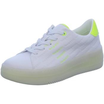 Schuhe Damen Sneaker Bugatti 432866015057-2050 1 weiß
