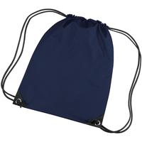 Taschen Kinder Sporttaschen Bagbase BG10 Dunkles Blau