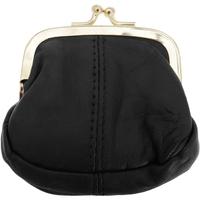 Taschen Damen Geldbeutel Universal Textiles  Schwarz