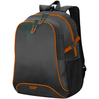 Taschen Rucksäcke Shugon SH7677 Schwarz/Orange