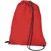 Taschen Kinder Rucksäcke Bagbase BG5 Rot