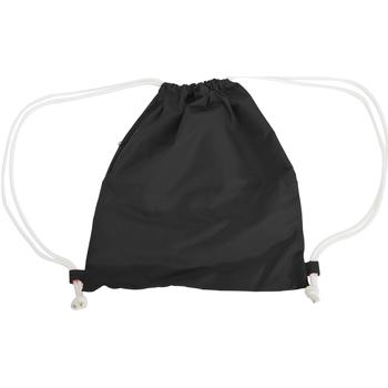 Taschen Kinder Sporttaschen Bagbase BG110 Schwarz