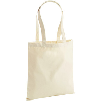 Taschen Shopper / Einkaufstasche Westford Mill W801 Natur